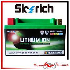 Batteria Litio SKYRICH HJTX14H-FP per PIAGGIO VESPA GTS IE 300 2014 2015 2016 16