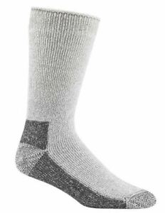 Wigwam F2039 Wolf Heavyweight Cotton Sock Size Med Men 5-9.5 Women 6-10 New