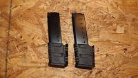 2 - NEW 8rd Magazines Mags Clips for Springfield XDS-45 - .45acp   (S347*)