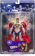 """DC Direct ELSEWORLDS 6""""  SUPERMAN figure boxed RARE! Batman Justice etc"""