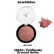 ELF E.L.F. MAKEUP BAKED BLUSH RICH ROSE #83354