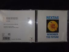 CD NEKTAR / REMEMBER THE FUTURE / RARE POCHETTE /