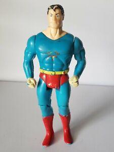 Vintage 1989 DC Comics Super Heroes Superman Toy Biz Action Figure