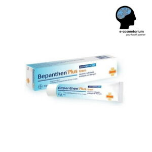 BEPANTHEN PLUS Cream 30g (1.06 oz) for Babies, Wounds, Disinfects, Burns, Scars