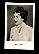 Gina Lollobrigida VEB Verlag Postkarte ## BC 97706