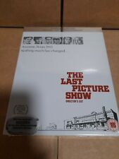 THE LAST PICTURE SHOW (BLU RAY + DVD PREMIUM COLLECTION) NEW SEALED