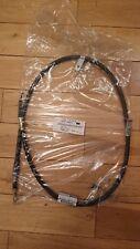 Nissan Sunny Pulsar GTI-R, LH rear handbrake cable, new genuine part.