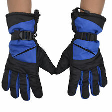 Men Winter Outdoor Sports Warm Gloves Windproof Ski Snowboard Motorcycle Gloves