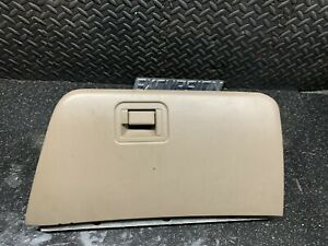 99-07 Ford Excursion Glovebox Door w/ Metal Hinge Tan Parchment Glove Box