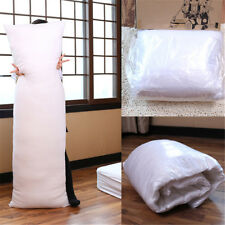 150 x 50CM Anime Dakimakura Hugging Long Pillow Inner Body Cushion White US