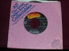 """BOBBY LESTER & THE MOONGLOWS """"Blue Velvet"""" Collectables 3443"""