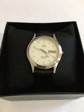 Vintage Omega Seamaster Quartz Stainless Steel Men's Classic Watch