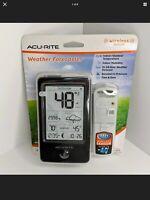 AcuRite Digital Weather Forecaster 00510 Wireless Easy Mount Sensor New Sealed