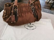 PRADA Gaufre Nappa Large with Dustbag