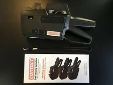 Germany Contact Gun Price Labeler 6.22 1 Line 6 Character 2122 Genuine New