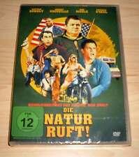DVD Die Natur ruft! - Nature Calls - Patton Oswalt - Johnny Knoxville - Neu OVP