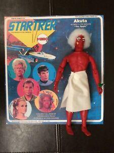 Star Trek Akuta Custom Action Figure .