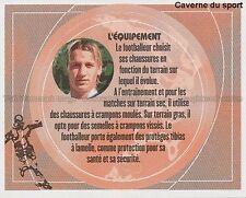 A LES CONSEILS DE MEXES - L'EQUIPEMENT VIGNETTE STICKER  PANINI FOOT 2003