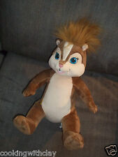 BUILD A BEAR PLUSH DOLL FIGURE BRITTANY COLLECTIBLE CHIPMUNK ALVIN THE CHIPMUNKS