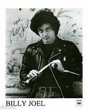 REPRINT - BILLY JOEL 1 autograph autographed signed photo copy reprint
