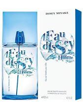 Issey Miyake L'Eau D'Issey Pour Homme Summer 2015 125ml Eau de Toilette NEW NEU