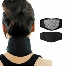 Thermal Collar Self Neck Heating Pain Tourmaline Magnetic Neck Therapy Pad Wrap