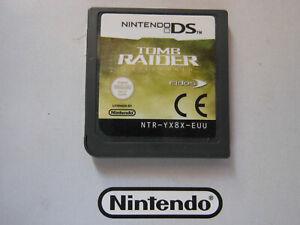 TOMB RAIDER UNDERWORLD * NINTENDO GAME DS / DS LITE / DSi  FAST POST