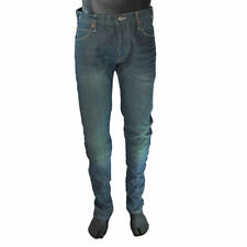 Faded Mid Rise Classic Fit, Straight ARMANI Jeans for Men