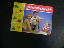 altes Plasticant Heft