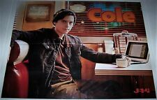 "COLE SPROUSE - RIVERDALE - KYLIE JENNER - 22"" x 16"" MAGAZINE POSTER - TEEN BOY"