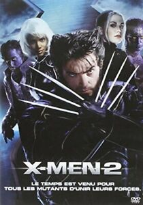 X-Men 2 (Édition simple) [FRENCH] (2003) DVD Fast Free UK Postage