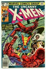 Uncanny X-Men #129 1980 VG+ 1st Series 1st app of Kitty Pryde and Emma Frost