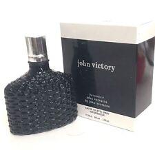 JOHN VICTORY Fragrance Eau De Toilette Spray 3.3 oz for Men