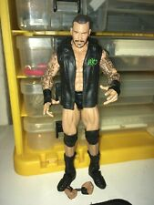WWE RANDY ORTON Elite Collection Series #67 Mattel Figure WITH DUES PAID VEST!!