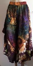 Hippy Palazzo Trousers, Tie-dye,Fair Trade