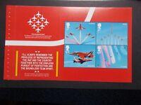GB 2018 RAF~100th~Prestige Stamp Booklet Pane 4~ex DY25~UK Seller