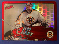 1997-98 Pacific Dynagon Stonewallers #2 Jim Carey Boston Bruins
