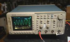 Nice Tektronix Tds644b 500mhz Oscilloscope Needs Cal 4125 Digital Real Time