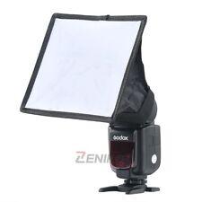 Pro 15*17cm Universal Flash Diffuser Mini Softbox for Nikon Canon Sony Pentax