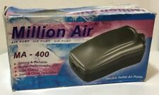 Million Air MA-400 Double outlet Air Pump Variable Control 30-50 Gallon