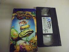 """USED VHS Movie  """"The Flintstones in Viva Rock Vegas  154"""
