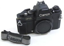 Canon F-1 35mm Film Camera Body Only - Free Shipping