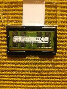 Memoire 16go ddr4 2666 SODIM Samsung