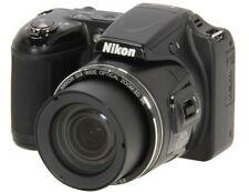 Nikon COOLPIX L820 16.0MP - DIGITAL CAMERA Black PROFESSIONAL SERIES STARTER KIT