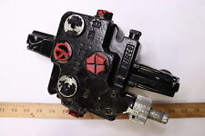 Nimco Hydraulic Directional Control Valve Tractor Loader With Joystick 13801 2s