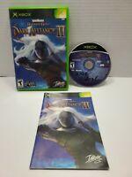 Microsoft XBOX Baldur's Gate: Dark Alliance II 2 (2004) Tested