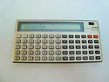 Vintage Casio FX - 702P Progammable Calculator