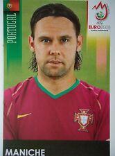 Panini 115 Maniche Portugal UEFA Euro 2008 Austria - Switzerland