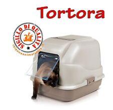 MY CAT Lettiera Tortora Toilette chiusa per Gatti Imac 50x40x40