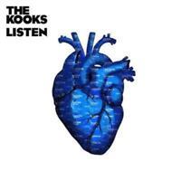 THE KOOKS Listen CD BRAND NEW